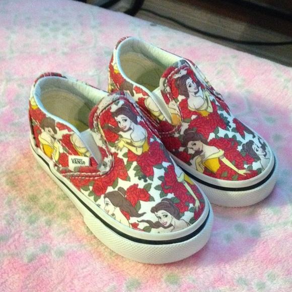 ef1d560ac7 Vans Shoes - Beauty   the beast vans