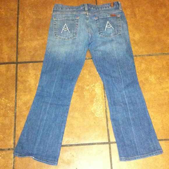 75 Off 7 For All Mankind Denim 7 For All Mankind Jeans