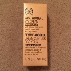 The Body Shop Other - NEW - The Body Shop Wise Woman Eye Cream