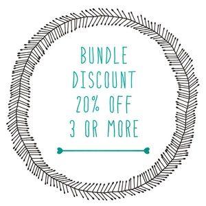 20% Off Bundle Discount