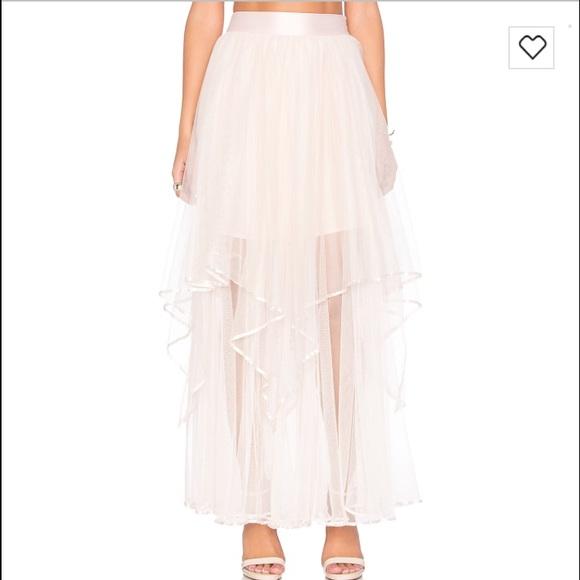 156f4af52 Free People Skirts   Keep Me Tutu Skirt   Poshmark