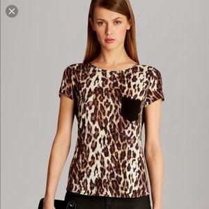 Karen Millen Leopard Top