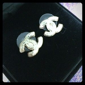 CHANEL Jewelry - authentic chanel earring