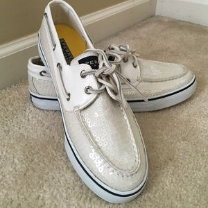 Glitter Sperry Top-Sider *BRAND NEW*