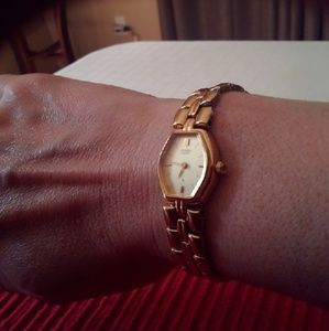 Citizen Jewelry - *Citizen stainless steel goldtone ladies watch*