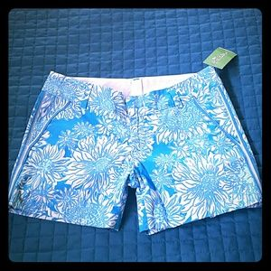 Lilly Pulitzer Pants - Lion in the sun Lilly Pulitzer Shorts