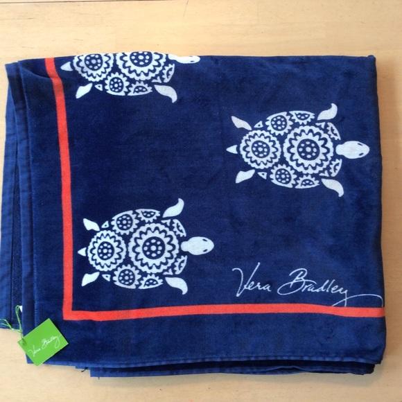 Preferred Vera Bradley Swim | Turtle Beach Towel | Poshmark XL47