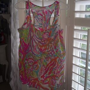 Lilly Pulitzer Tank Silk
