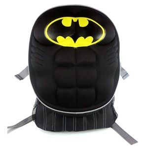 86e51d0367 Accessory Innovations Bags - Batman Molded Muscle 3D Chest Black Backpack