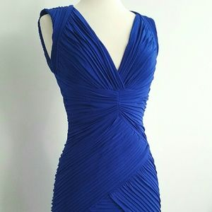 BCBG Cobalt Mini Dress