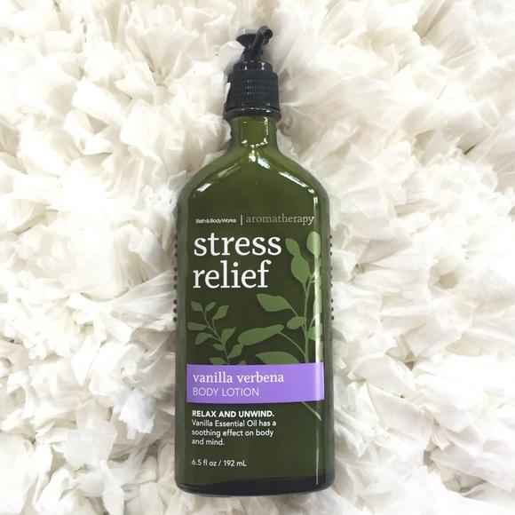 Bath And Body Works Other Sale Vanilla Verbena Stress Relief Body