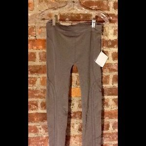 Connections Other - NWT Leggings Footless Gray, Nylon Spandex