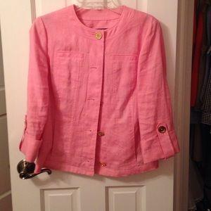 Jones New York linen jacket