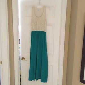 Head Over Heels Dresses & Skirts - maxi dress, teal