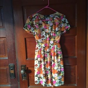 ModCloth Dresses & Skirts - Floral dress