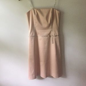 Laundry by Shelli Segal size 2 strapless dress