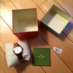kate spade Jewelry - Authentic Kate spade watch