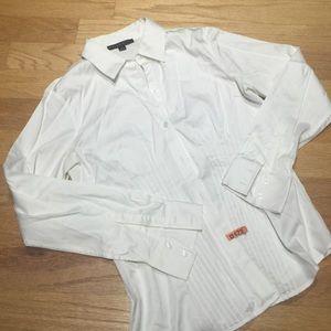 ANTONIO MELANI Tops - Tuxedo blouse