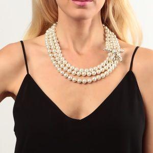 Jewelry - Starfish & Pearl Necklace