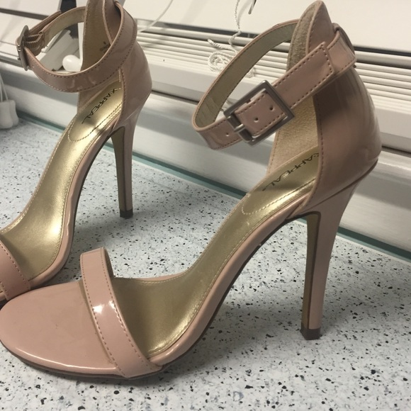 67% off X appeal Shoes - Nude Heels Size 6 from Kirby&39s closet on