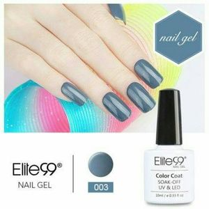 Elite99 Other - LAST ONE💋Gel Polish Nail Decor Grey Series color
