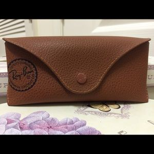 Authentic Ray Ban Sunglass Case
