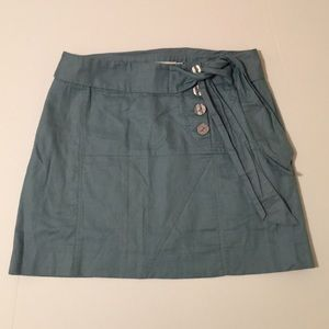 See by Chloe Dresses & Skirts - See by Chloe Cotton/Linen Skirt, size 8