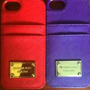 Michael Kors iPhone 5/5s cases