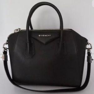 Givenchy Handbags - GIVENCHY ANTIGONA SMALL SUGAR GOAT !