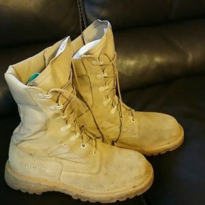 ROCKY Shoes - ROCK COMBAT BOOT