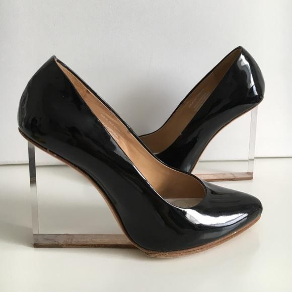 1721f2fdc75 Maison Martin Margiela Shoes - Margiela Lucite Wedge heels