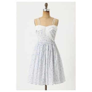 Anthropologie Beau Ideal Dress