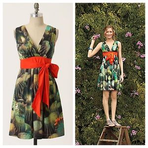 Anthropologie Oroya Dress