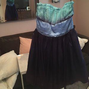 Betsy Johnson Ombré Dress