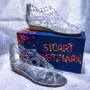 1990482d7608 Stuart Weitzman Shoes - Stuart Weitzman GloGladius Size 8 Jelly Shoe