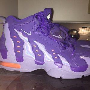 9ef305107b5 ... Nike Air DT Max 96 Deion Sanders size 10.5 ...