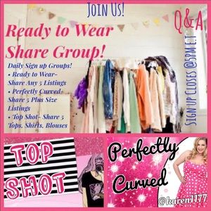 Ready to Wear Dresses & Skirts - Join me🎉‼️Like to be Notified‼️Daily Share Groups