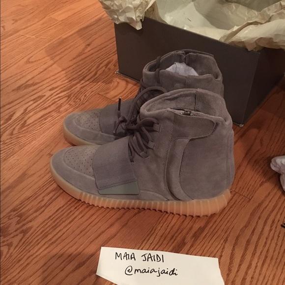 Yeezy Shoes | Yeezy 75 Grey Gum | Poshmark