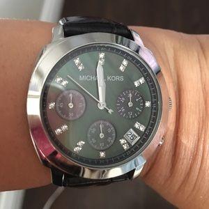 Authentic Michael Kors Black Watch