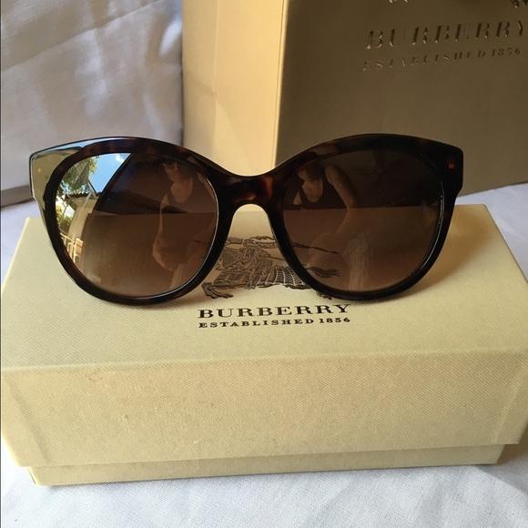 6182ce2b6c66 NEW Burberry Sunglasses BE 4187