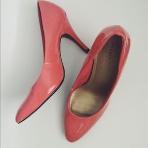 Shoes - Coral Pumps