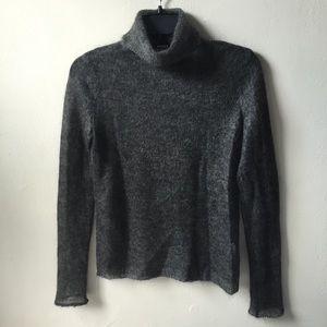 DKNY Sweaters - SALE 🎉 DKNY Gray Mohair Angora Sweater