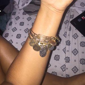 Jewelry - Alex and Ani set