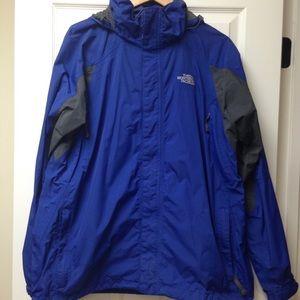 Men's North Face Rain Jacket - Size XL