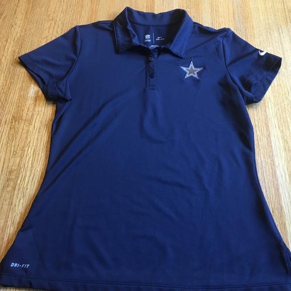 a06586ff Women's Dallas Cowboys Polo Shirt