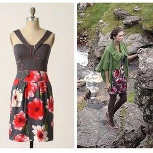 Anthropologie Hollyhock Dress