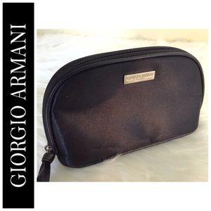Giorgio Armani Handbags - NWOT Giorgio Armani Designer Cosmetic Bag
