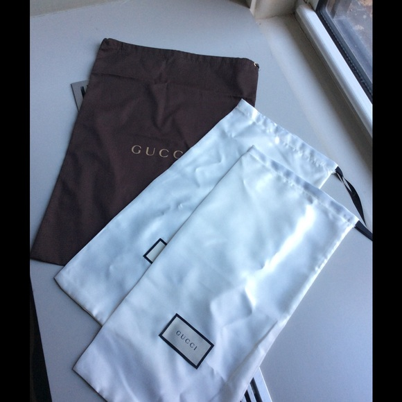 bb1a154759e 100% Authentic Gucci Dust Bags!