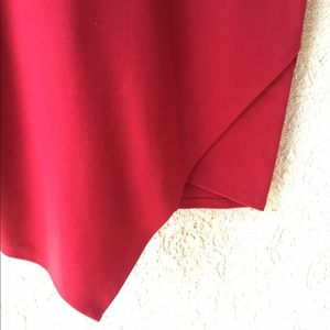 WINDSOR Dresses - Windsor red mini dress; size S; w/tag; never worn