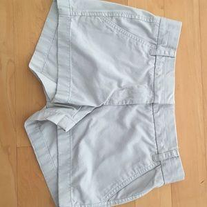 J Crew Chino Shorts!